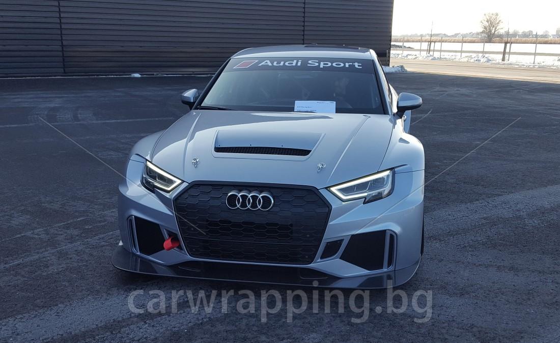 Audi Sport - 1