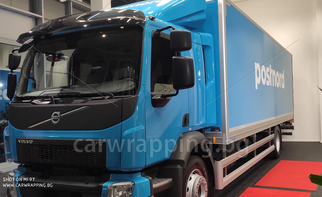 Volvo Fe - Postnord