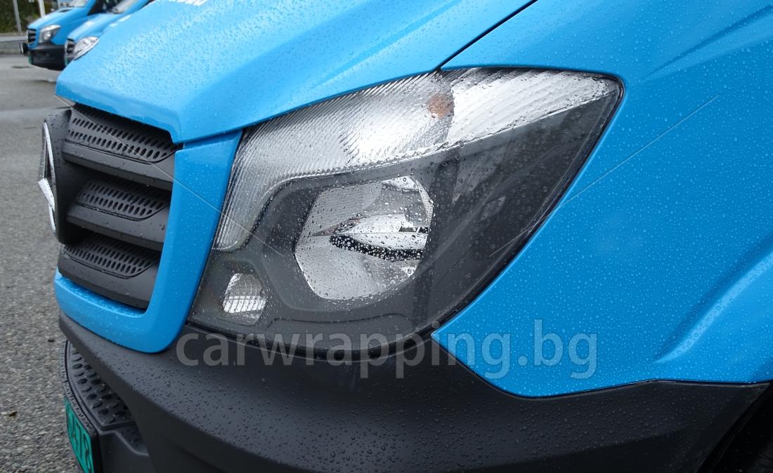 Mercedes Sprinter - Postnord - 14