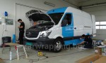 Mercedes Sprinter - Postnord - 4