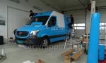 Mercedes Sprinter - Postnord - 8