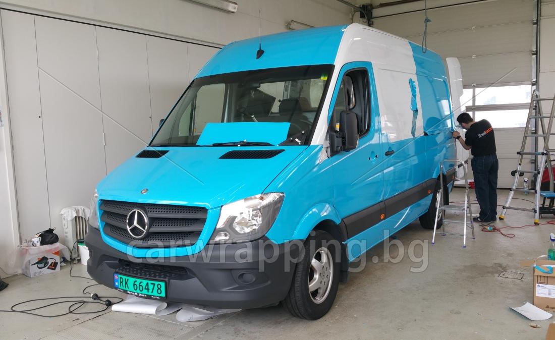 Mercedes Sprinter - Postnord - 9