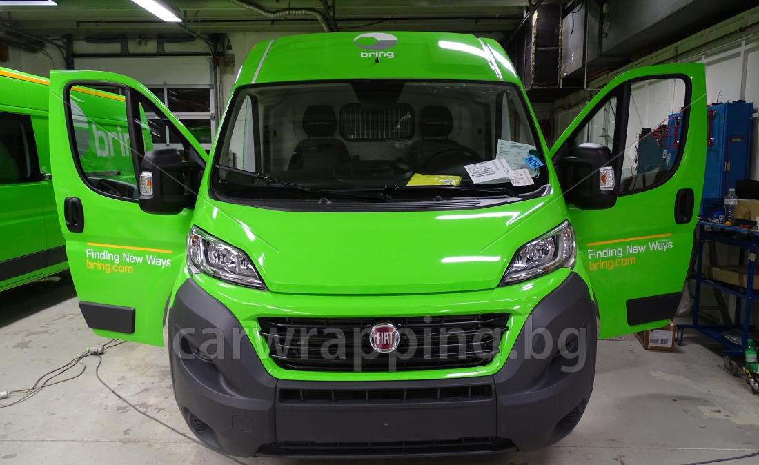 Fiat Ducato new -  Bring - 13