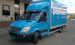 Mercedes Ice car - Postnord - 11