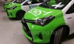 Toyota Yaris - Ryds Bilglass - 22