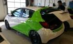 Toyota Yaris - Ryds Bilglass - 4