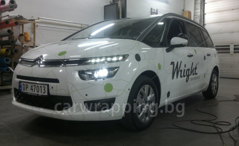 Citroen C4  Picasso - Wright - 1