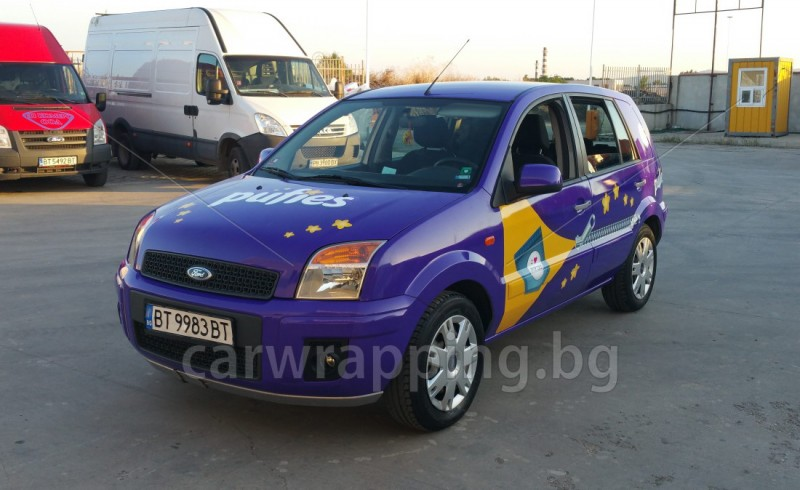 Ford Fusion - Pufies - 01