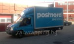 Ford Ice car - Postnord - 1
