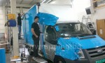 Ford Ice car - Postnord - 3