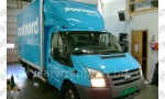 Ford Ice car - Postnord - 8
