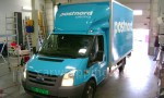 Ford Ice car - Postnord - 9