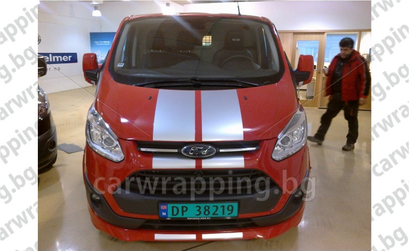 Ford Trasit - 1