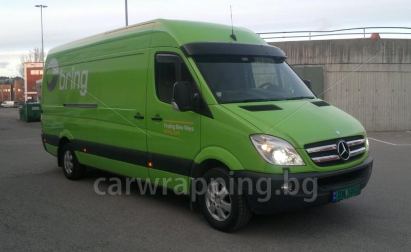 Mercedes Sprinter - Bring - 1