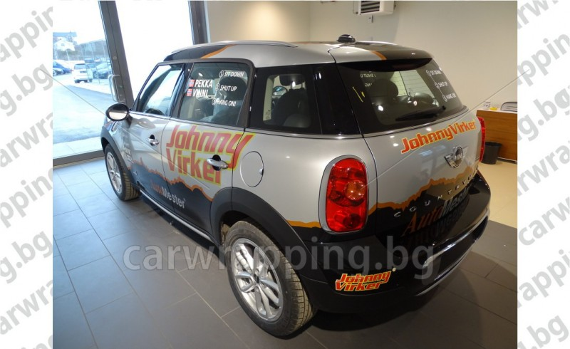 Mini Countryman - Johnny Virker - 1