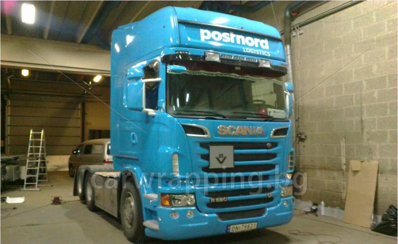 Scania R620 - Postnord - 1