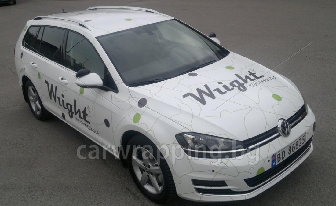 VW Golf - Wright - 1