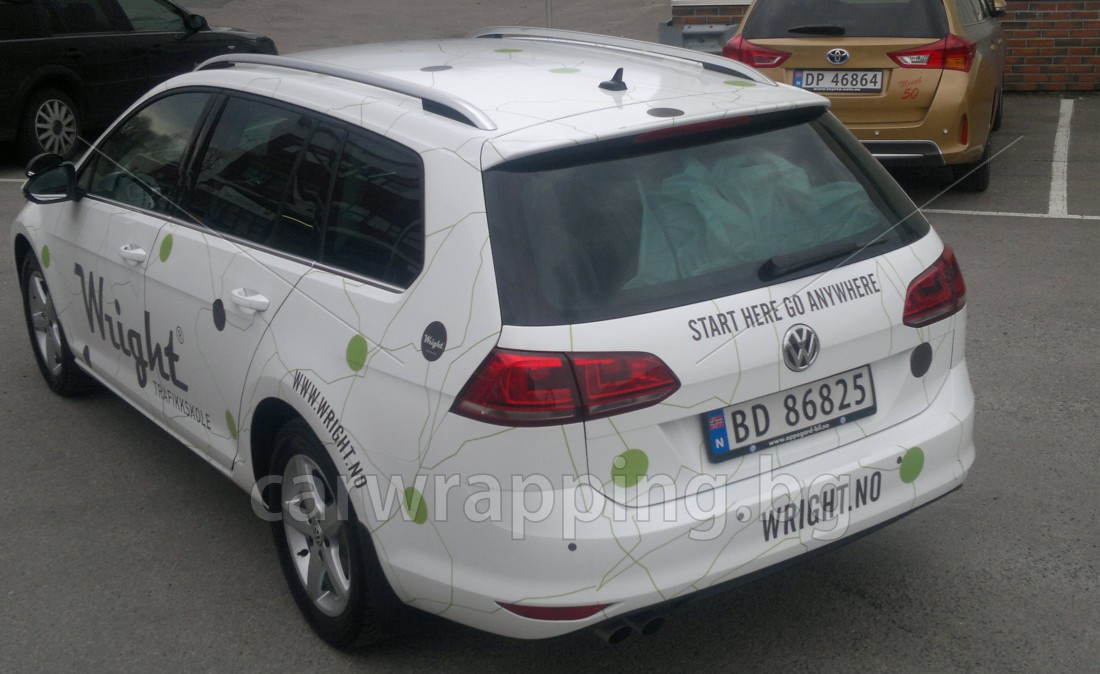 VW Golf - Wright - 10