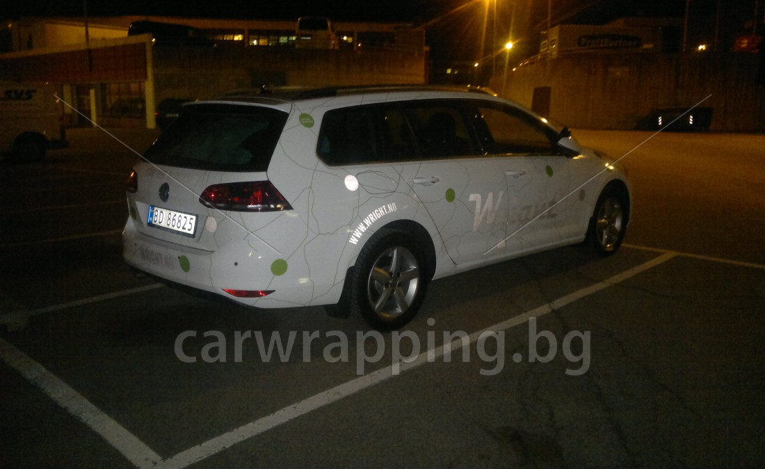 VW Golf - Wright - 13