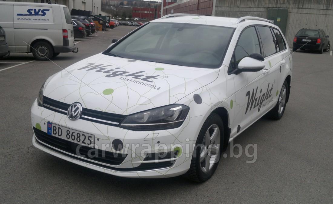VW Golf - Wright - 7