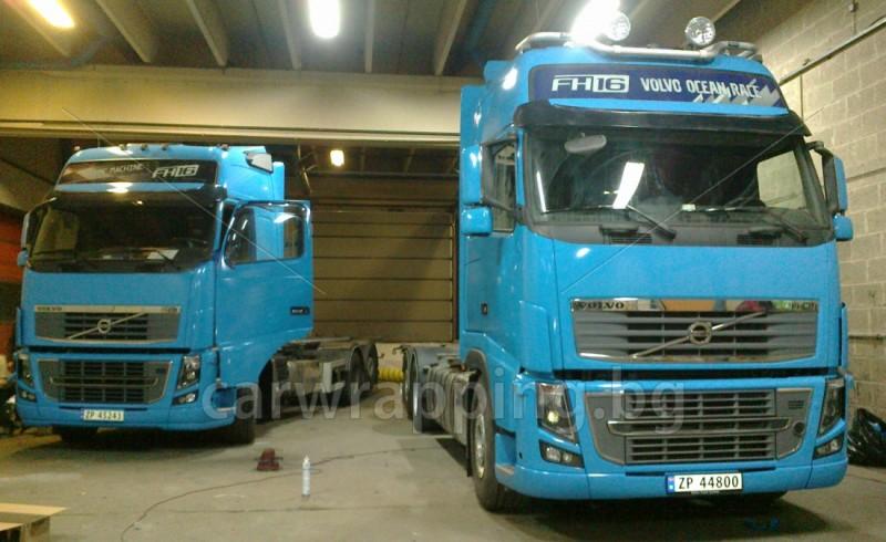 Volvo FH16 - Postnord - 1