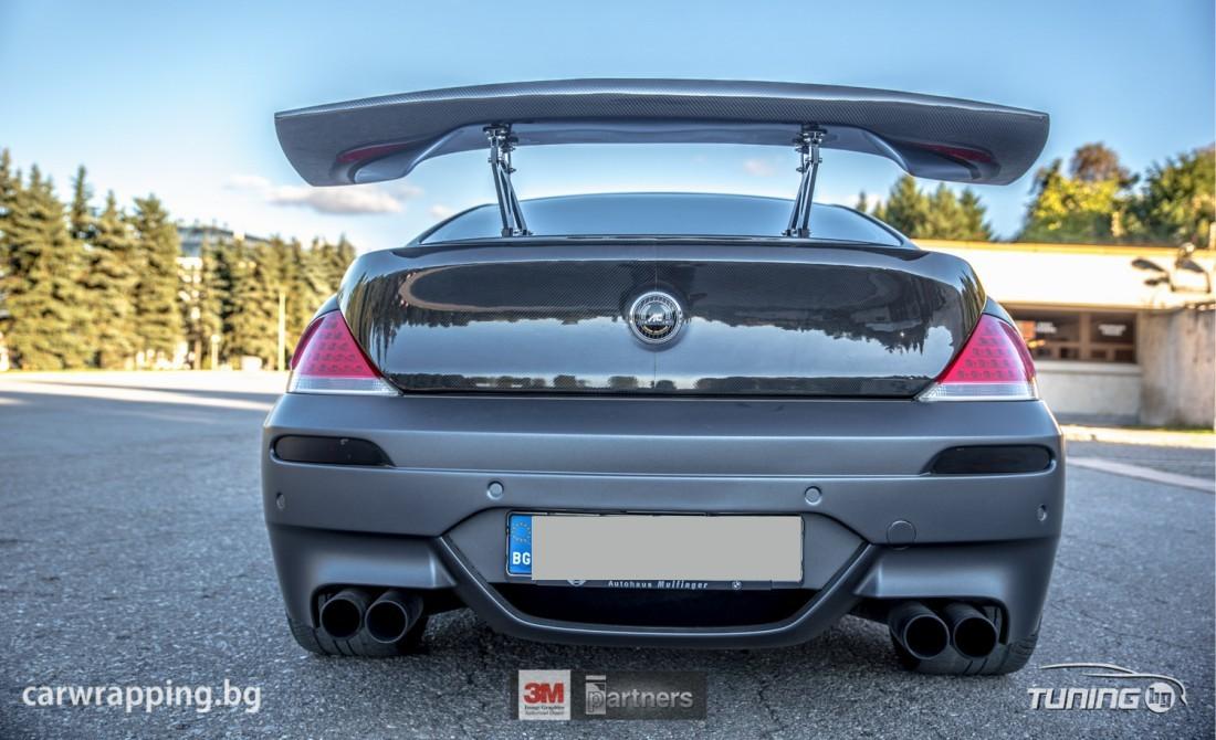 BMW M6 - 15