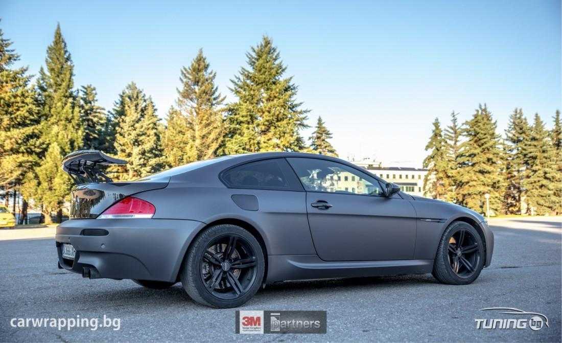 BMW M6 - 16