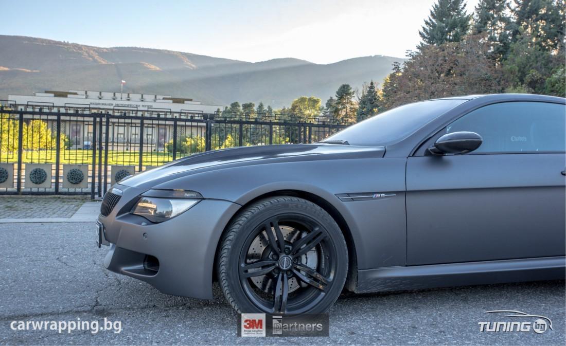 BMW M6 - 4