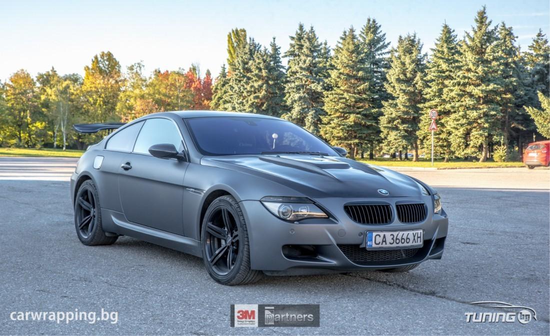 BMW M6 - 6