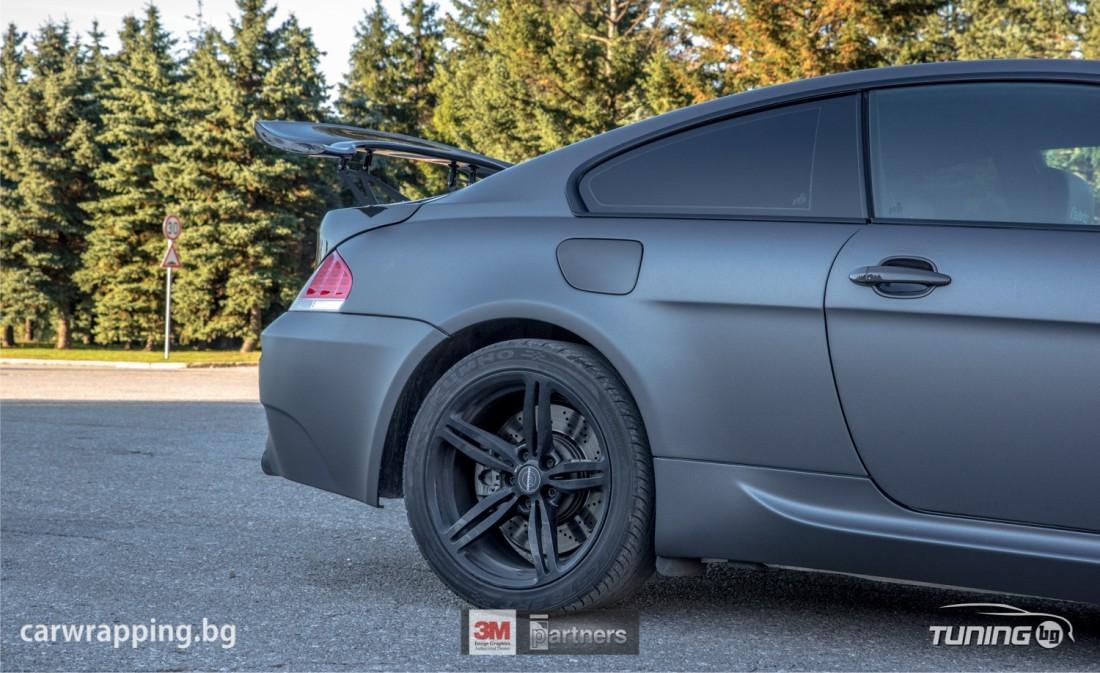 BMW M6 - 8