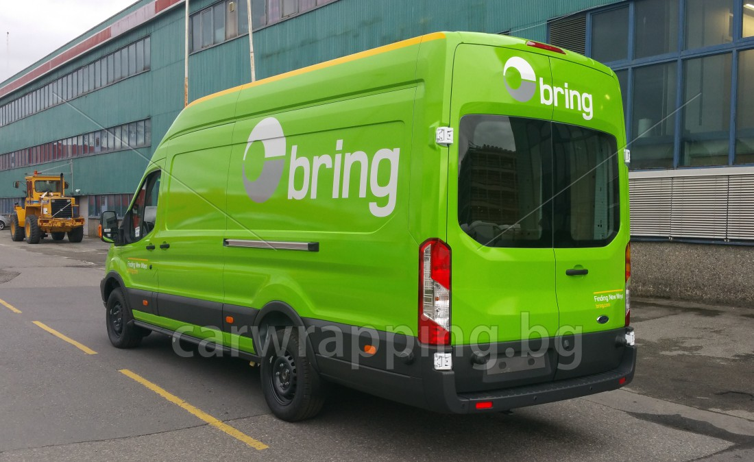 Ford Transit - Bring - 10