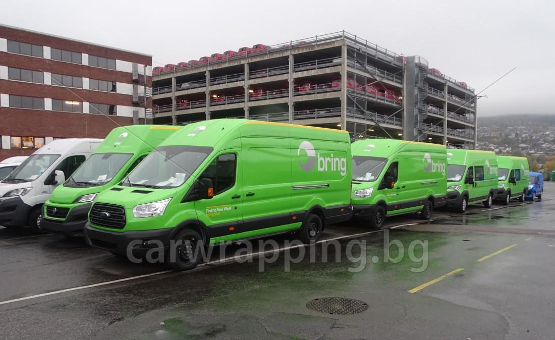 Ford Transit - Bring - 13