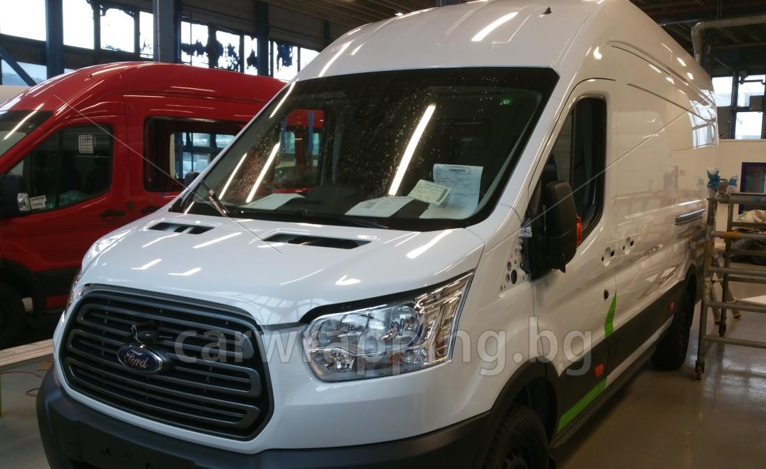 Ford Transit - Bring - 2