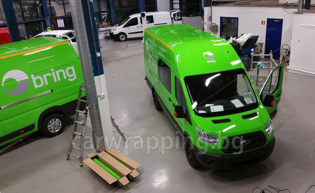 Ford Transit - Bring - 7