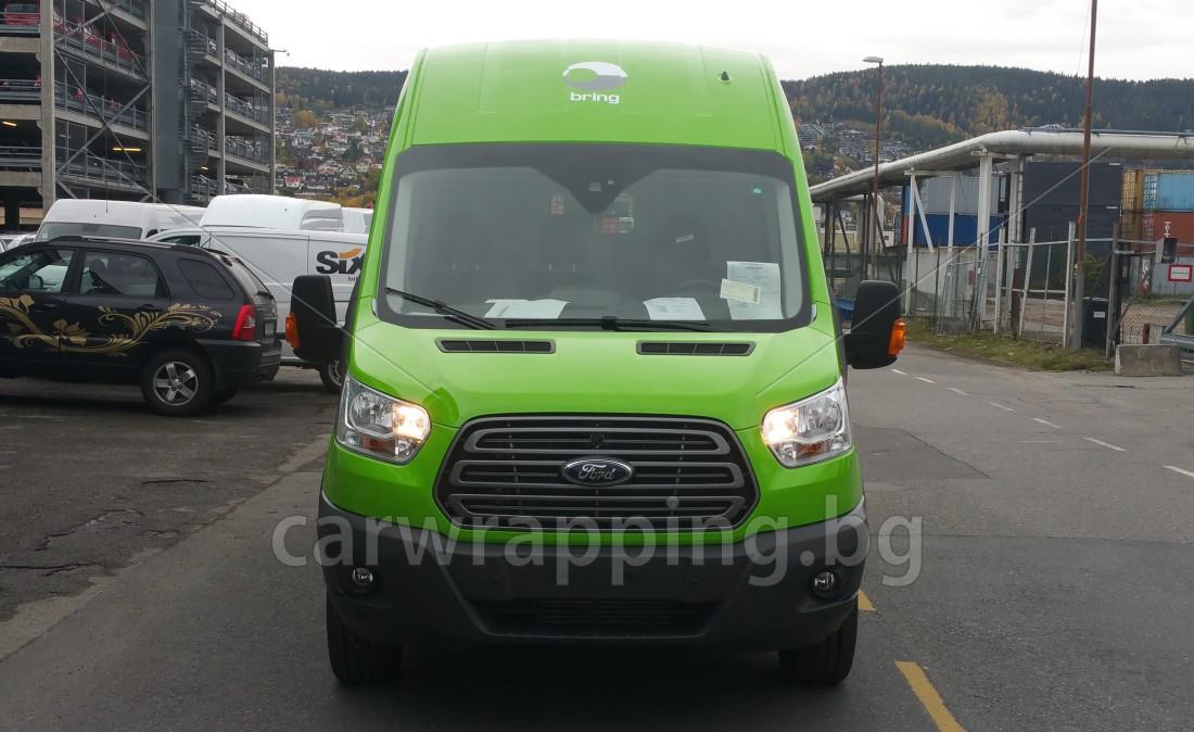 Ford Transit - Bring - 9