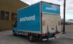 Ford Transit Ice car - Postnord - 10