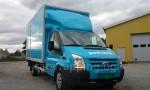 Ford Transit Ice car - Postnord - 11