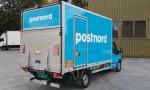 Ford Transit Ice car - Postnord - 9