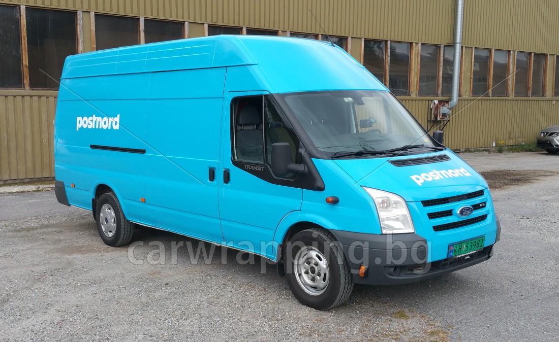 Ford Transit - Postnord - 10