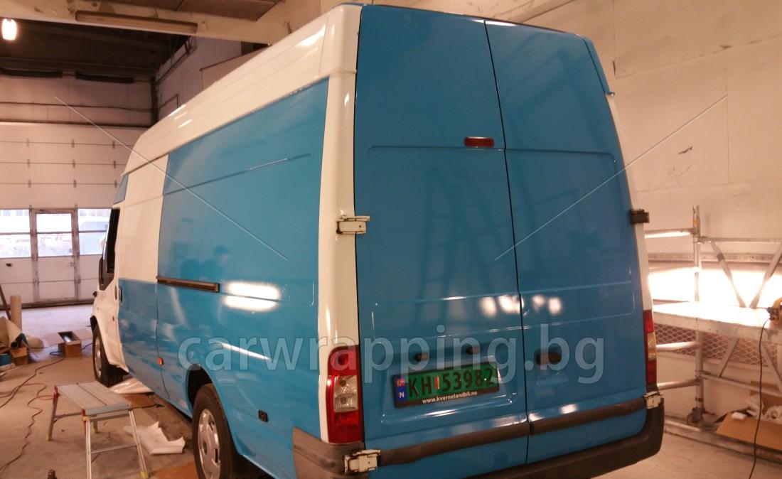 Ford Transit - Postnord - 3
