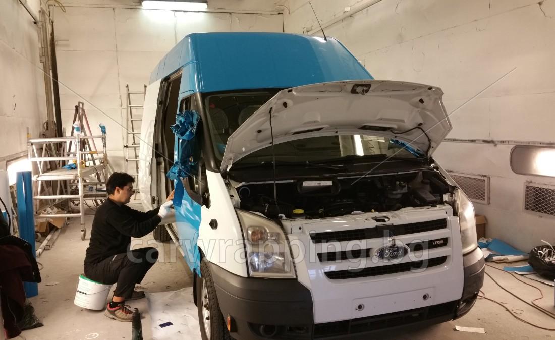 Ford Transit - Postnord - 4