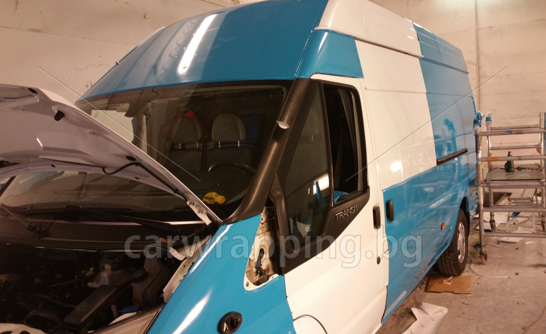 Ford Transit - Postnord - 6
