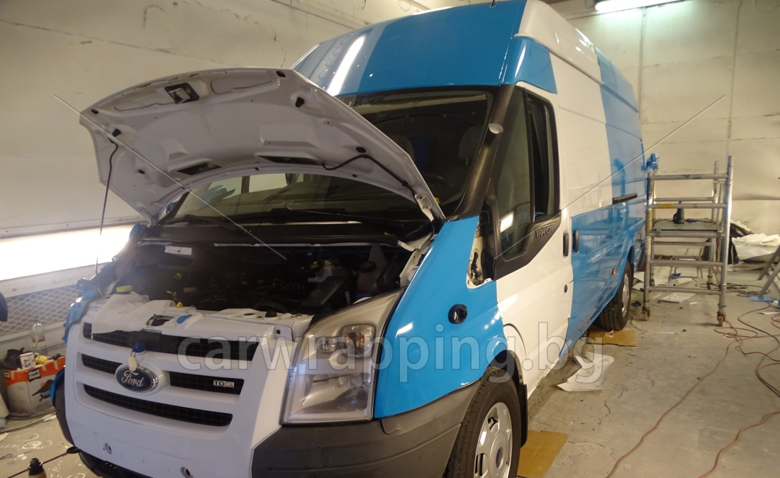 Ford Transit - Postnord - 7