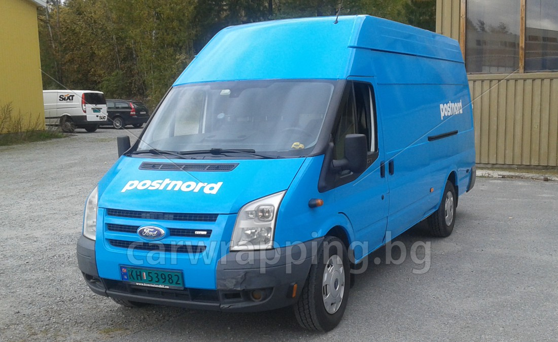 Ford Transit - Postnord - 9