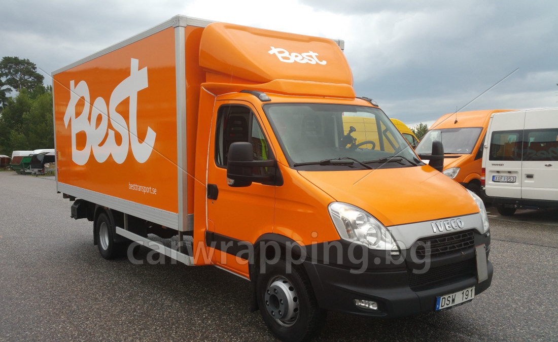 Iveco Daily Ice car - Best - 1