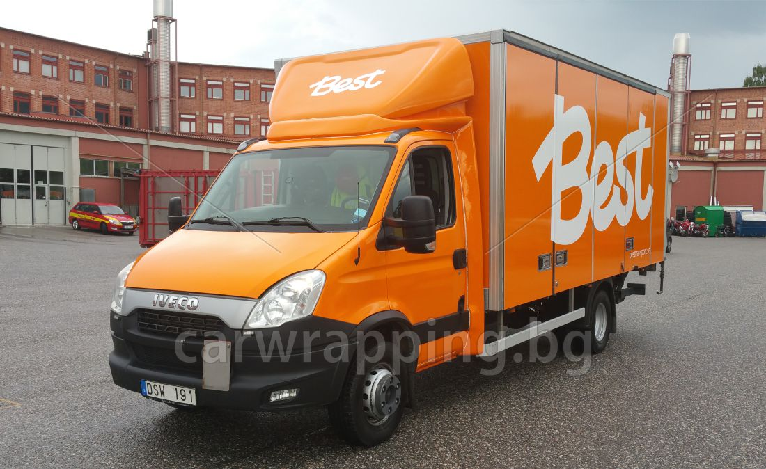 Iveco Daily Ice car - Best - 10