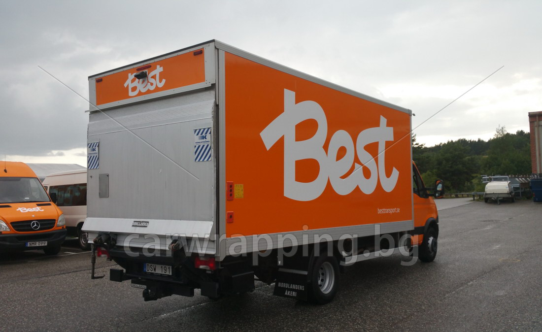 Iveco Daily Ice car - Best - 12