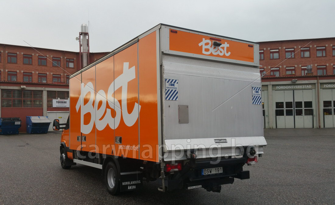 Iveco Daily Ice car - Best - 13
