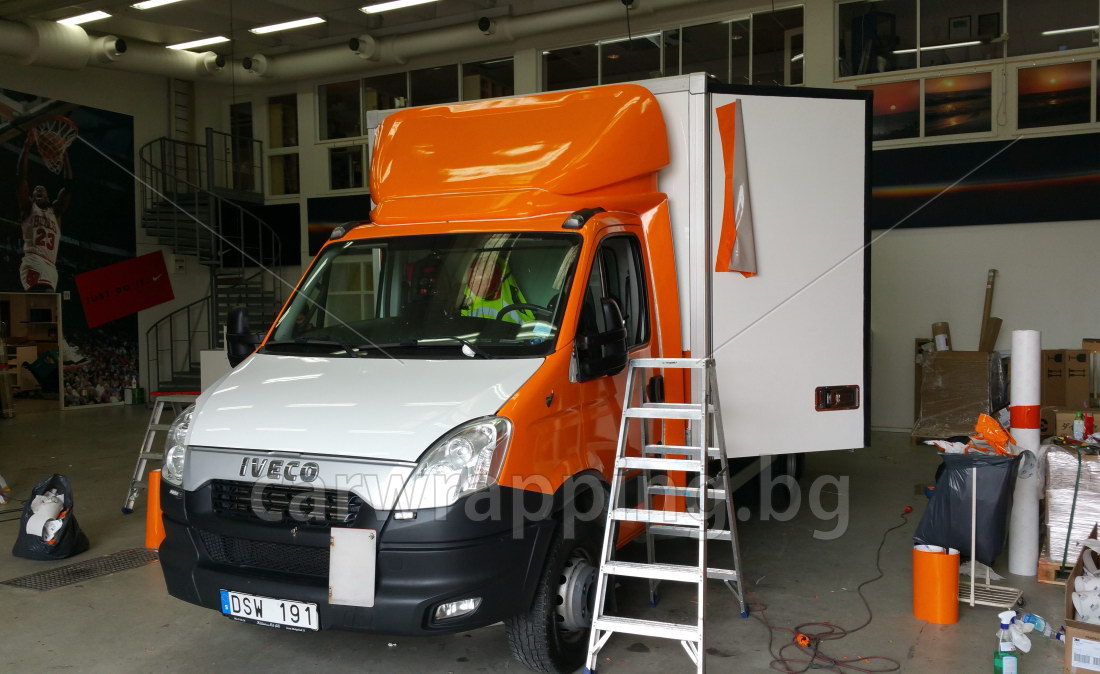 Iveco Daily Ice car - Best - 7