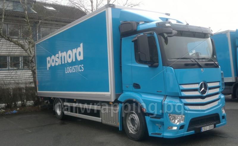 Mercedes Antos - Postnord - 1